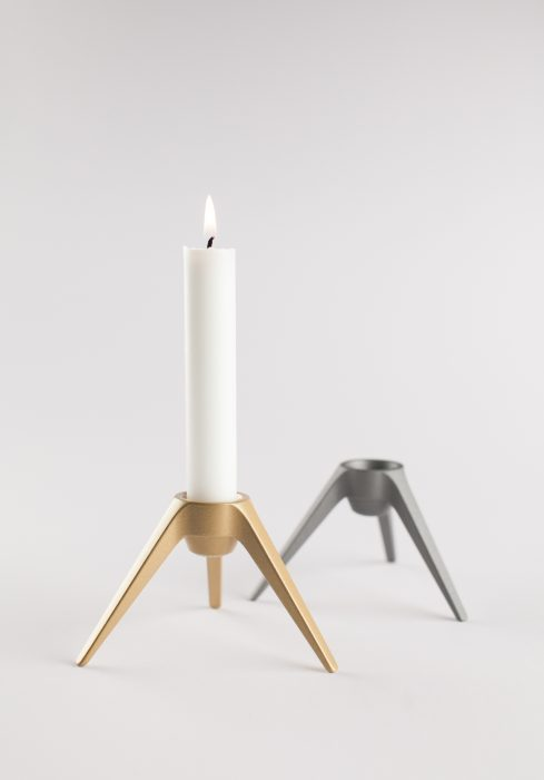 design candle stick satellite